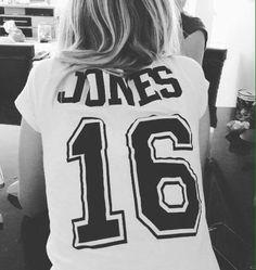 Sixteen Jones