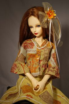 Doll by Denise Maisak