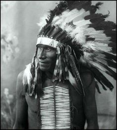 Chief White Bull, nephew of Sitting Bull
