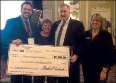 Glenath Moyle Receives Performance Health/Massage Therapy Foundation Humanitarian Award ...