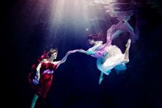 Floating Dreamtography - 'Underwater Dream' by Michael Howard Photography Dazzles (GALLERY)