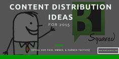 Writing epic shiz isn't enough. You've got to have an epic content distribution strategy to go along with it. Here's how to plan (with 5 ideas to steal).