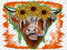 Sunflower Png, Watercolor Animals, Brush Stroke Png, Sweet Cow, Farm Animals, Girl And Dog, Moose Art, How To Draw Hands, Animal Drawings