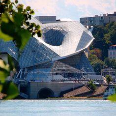 Musée des Confluences (arch. Coop Himmelb(l)au) #Lyon #France