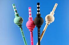 Berlin, Toothbrush Holder, Paper Mill, Pencil