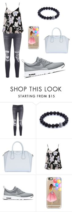 """""""Sans titre #18"""" by mallorymch ❤ liked on Polyvore featuring J Brand, Givenchy, Ally Fashion, NIKE, Casetify, men's fashion and menswear"""