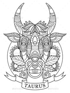 Coloring Book For Adult And Older Children Coloring Page With 12
