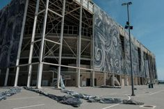 Haunting pictures show what the abandoned Rio Olympic Park looks like now