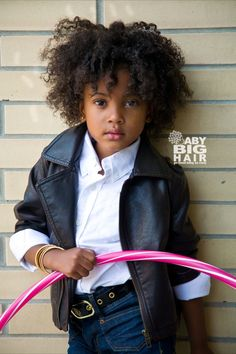 Natural hair styles for my girls