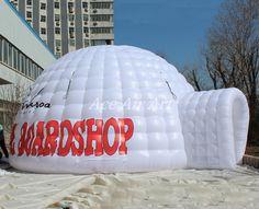 Acheter Géant gonflable igloo tente, gonflable blanc bulle dôme tente pour vente #Géant #gonflable #igloo #tente #blanc #bulle #dôme #pour #vente