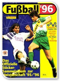 Fussball Osterreichische Bundesliga 1995-1996 Austria, Album, Baseball Cards, Sports, Football Soccer, Hs Sports, Sport, Card Book