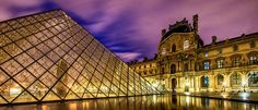 Le Louvre museum in Paris, France - 1 out of 5 top museums featured in great movie scenes.