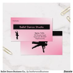 Ballet Dance Busines
