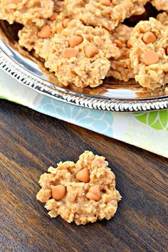 No Bake Oatmeal Scotchies are packed with butterscotch flavor. Ready in minutes, these no bake cookies are quite a treat!