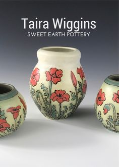 Taira Wiggins | Sweet Earth Pottery