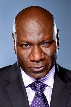 Ving Rhames : Bald Men of Style Black Actors, Black Celebrities, Celebs, Strong Black Man, Ving Rhames, Actor Secundario, Wow Photo, Gta San Andreas, Celebrity Deaths