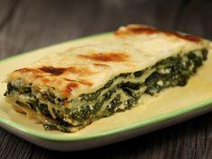 4 foi lasagna, 1 portie sos bechamel (din 300 ml l. Bechamel, Spanakopita, Quiche, Zucchini, Food And Drink, Cooking Recipes, Vegan, Breakfast, Health