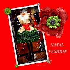 Kellen Venske compartilha a foto de uma vitrine muito fashion na Inglaterra! Que tal um vestidinho desses?