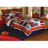 Found it at Wayfair - Ronnie Patchworks Quilt Set