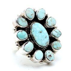 Desert Dazy Native American Ring from Child of Wild
