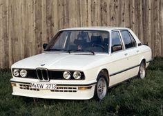 1980 BMW M 535i