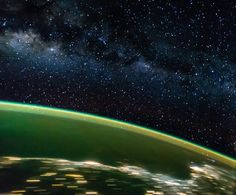 Photography In Space - By Captain Alan Poindexter