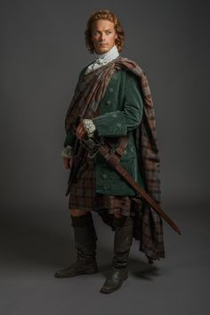 Twitter Q & A with Sam Heughan (September 26, 2014) | Outlander TV ...