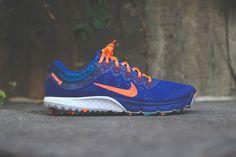 #Nike Zoom Terra Kiger 2 Blorange #sneakers
