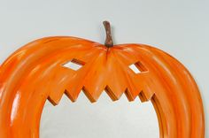 This is a nice one of the pumpkin mirror by Marvellous Mirrors.