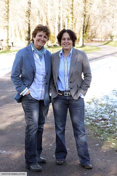 West Seattle Blog… » West Seattle women crowdfunding to launch Tomboy Exchange clothing for women over 40