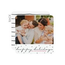 Signature Holiday Photo Holiday Cards