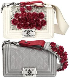 ea7ed5af30d9 Chanel Metiers d'Art Pre-Fall 2012 Paris-Bombay Boy Bags Designer Handbags