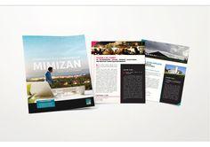 Création d'une brochure d'attractivité économique pour la Communauté de Communes de Mimizan