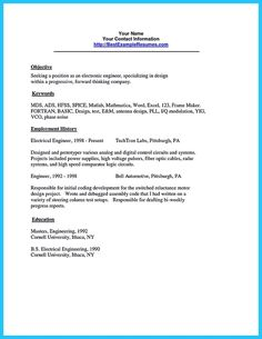 Nice Crafting A Representative Audio Engineer Resume,