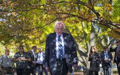 Bernie Sanders introduces Senate bill to end federal marijuana prohibition