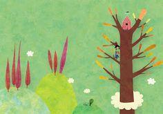 el gato azul prusia ¡NOS HEMOS MUDADO A marianlario.com!: Estudio de vegetación ¿Cómo hacemos las plantas, arbustos y árboles de nuestro álbum? Painting, Art, Blue Nails, Prussia, Studio, Art Background, Painting Art, Kunst, Paintings