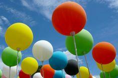 Algunos consejos e ideas para usar globos en la clase de español.