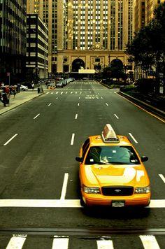 park avenue  N Y C