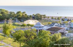 The Riviera of the Midwest - City of St. Joseph, Michigan