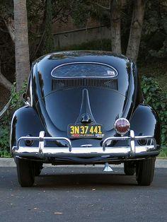VW Fusca Beetle - 1955
