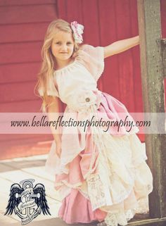 Outdoor Session by Bella Reflections Photography Dress by: Princess & Frog Boutique
