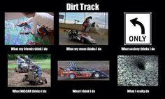 This goes with any type of racing lol Racing Baby, Dirt Track Racing, Race Quotes, Types Of Races, Country Girl Quotes, Sprint Cars, Car Humor, Race Day, Way Of Life