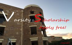 varsity-scholarship intro