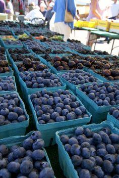 Tillamook, Oregon.  The Tillamook Farmers Market.  Best berries in the country!   www.takemytrip.com