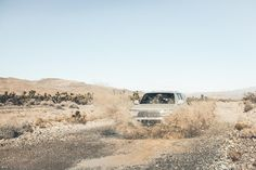 landscape car vehicle van travel adventure transportation dirt mud desert sky
