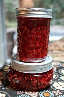 Cranberry / Raspberry Jam