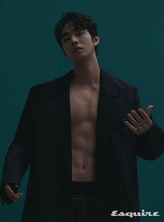 StyleKorea — Ahn Hyo Seop for Esquire Korea April Korean Male Actors, Korean Celebrities, Asian Actors, Most Handsome Korean Actors, Nam Joo Hyuk Smile, Nam Joo Hyuk Cute, Nam Joo Hyuk Abs, Korean Boys Hot, Korean Men