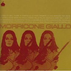 Morricone in his Giallo period.