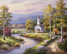 Romantic Country Village~ Sung Kim