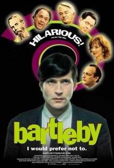 A modern film version of Bartleby the Scrivener starring Crispin Glover.